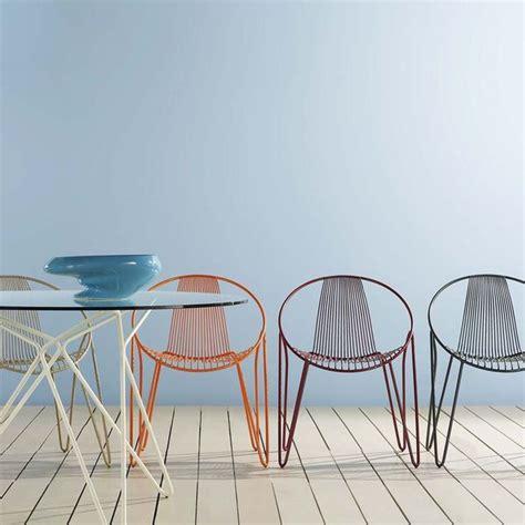 les plus belles chaises design meubles de jardin design les plus belles tables chaise et salon de jardin côté maison