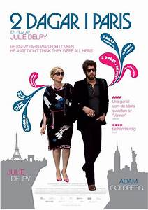 2 Days in Paris Movie Poster (#3 of 5) - IMP Awards