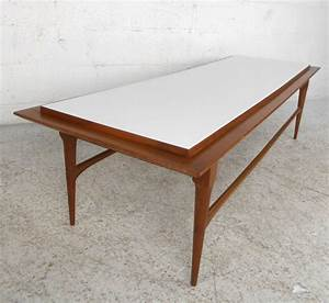 mid century modern long coffee table for sale at 1stdibs With long coffee tables for sale