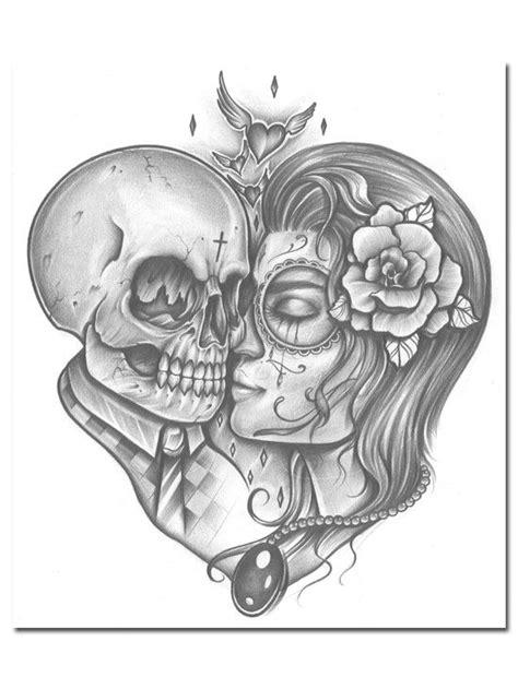 Best 25+ Skull couple tattoo ideas on Pinterest | Skeleton couple tattoo, Sugar tattoo and Dry