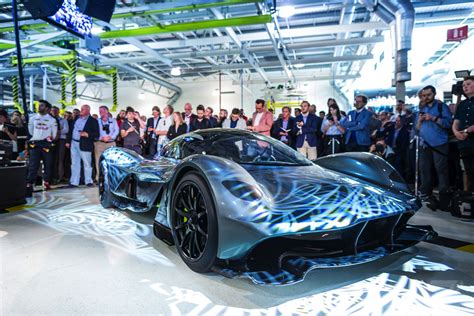 Aston Martin Built An F1 Car For The Road And It's Amazing