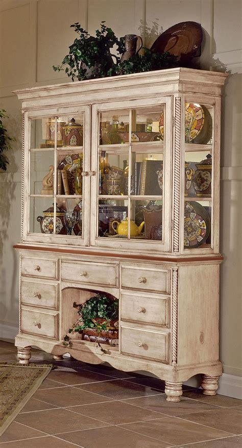 hillsdale coastal birch china cabinet reviews wayfair hillsdale furniture