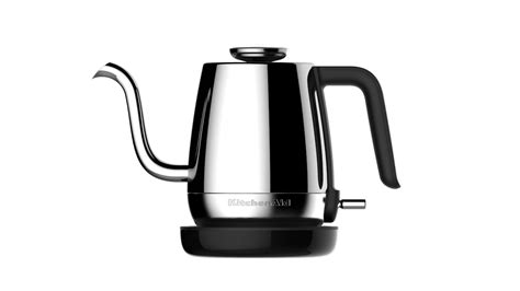 kitchenaid kettle coffee precision craft cold tea line kettles goosenecks starbucks stovetop prnewswire expands brewer budding republic electric gas then