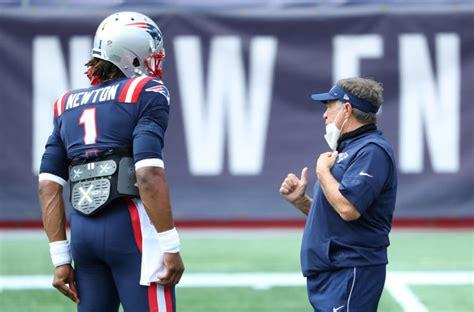 Patriots: Cam Newton's latest joke about Bill Belichick ...