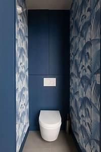 Papier Toilette Pas Cher : deco toilette idee et tendance pour des wc zen ou pop quel ~ Farleysfitness.com Idées de Décoration