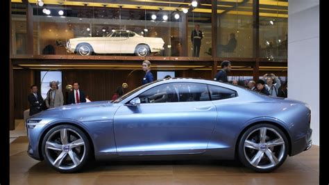 volvo concept coupe youtube