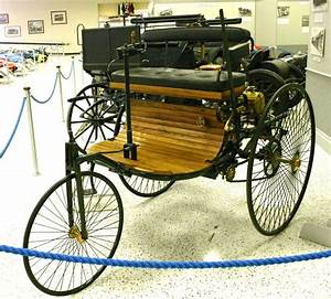All Crazy Auto  Benz Patent Motor Car  1885  U2013 1886   The
