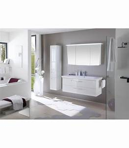 Meuble Salle De Bain Suspendu : meuble suspendu salle de bain vialo 126 banyo ~ Edinachiropracticcenter.com Idées de Décoration