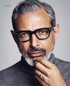 Jeff Goldblum Cuts a Sharp Figure for Icon El País Shoot