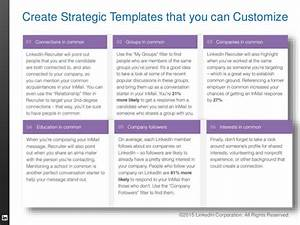 automate winning inmails on linkedin With linkedin strategy template