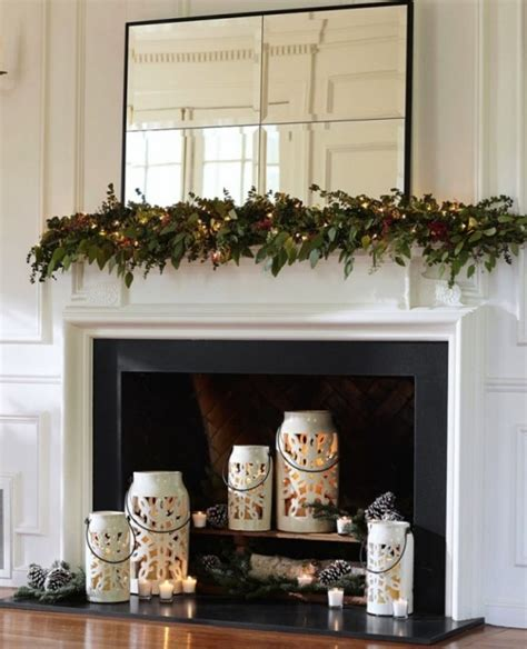 candles in fireplace ideas 30 adorable fireplace candle displays for any interior digsdigs