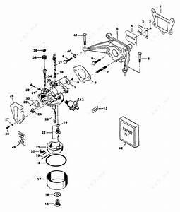 Chrysler 3 5 1984  Carburetor  U0026 Reed Plate