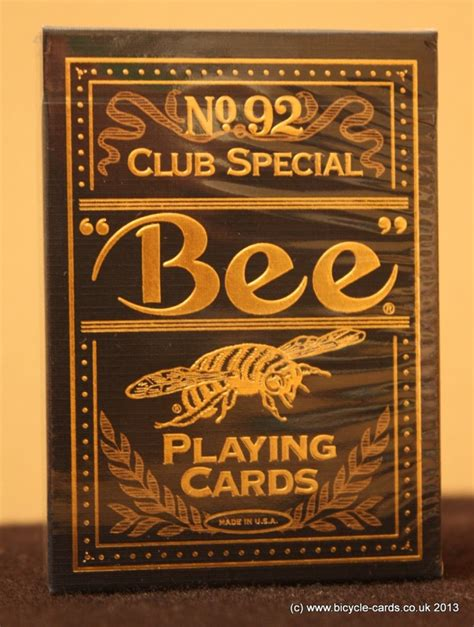 golden bee playing cards review  deal wwwbicycle