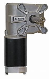 Buyers Products Tarp Gear Motor  600w  0 8 Hp - 19a794