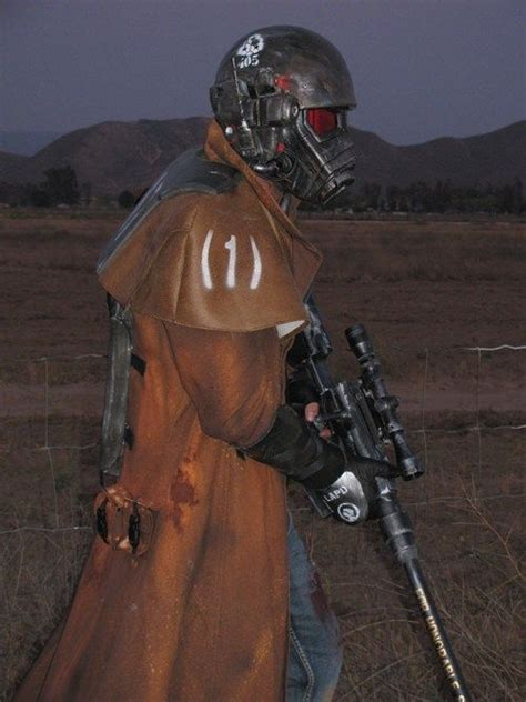 Ncr Veteran Ranger Fallout New Vegas Cosplay Life The