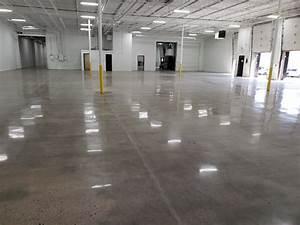 7 Concrete Polishing