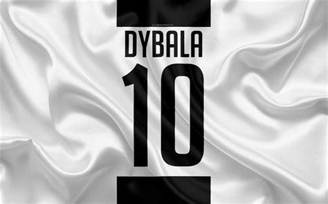 wallpapers paulo dybala juventus fc  shirt