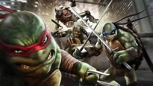 Teenage Mutant Ninja Turtles (TMNT 2014) HD Desktop ...
