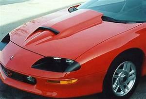 Camaro Big Block Ram Air Hood 1993-1997