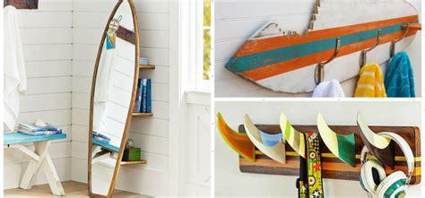 d 233 coration une planche de surf pour d 233 corer votre appartement