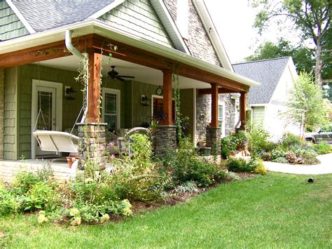 house plans with front porches pictures of front porches on ranch style homes