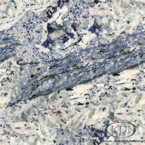 persa blue granite kitchen countertop ideas
