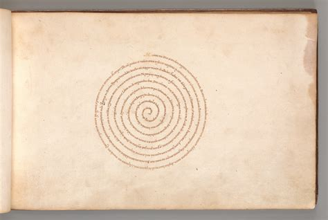 Anonymous | Micrographic Design in the Shape of a Spiral ...