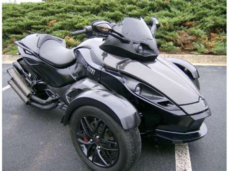 Can-am Can-am Spyder Roadster Sm5