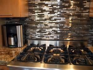 stainless kitchen backsplash stainless steel backsplash tiles the tile home guide