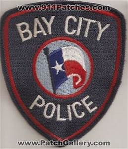 Texas - Bay City Police (Texas) - PatchGallery.com Online ...