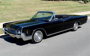 1966 Lincoln Continental Triple Black Suicide Door