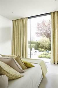 rideaux design moderne et contemporain 50 jolis interieurs With rideau pour chambre a coucher