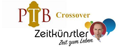 Crossover Ein Zeitkünstler Und Ein Papsttreuer Zeitkünstler