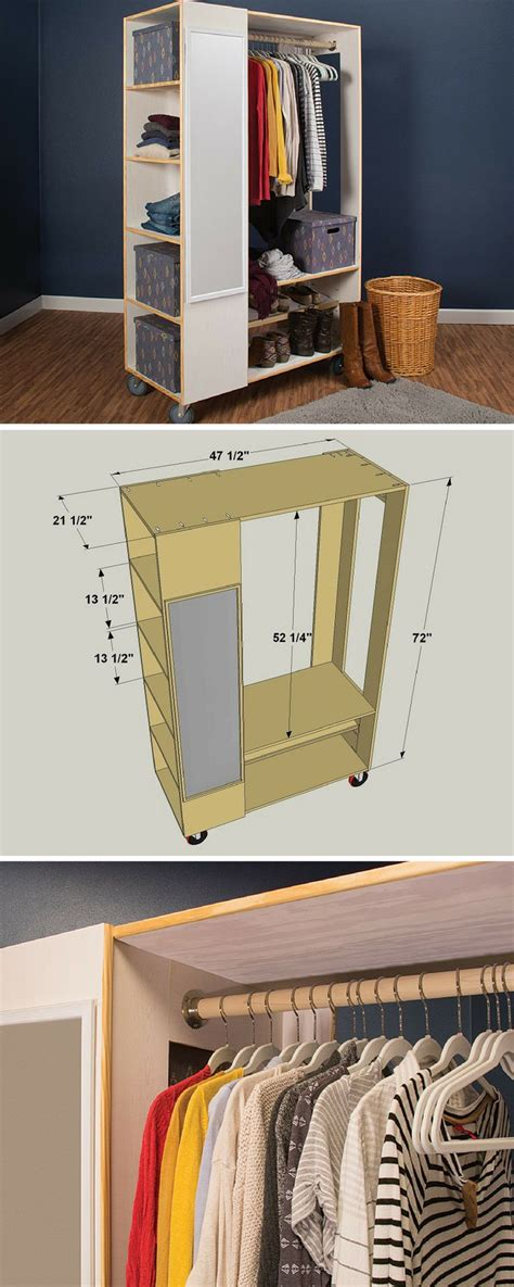Building Wardrobe Closet by 25 Best Ideas About Building A Closet On