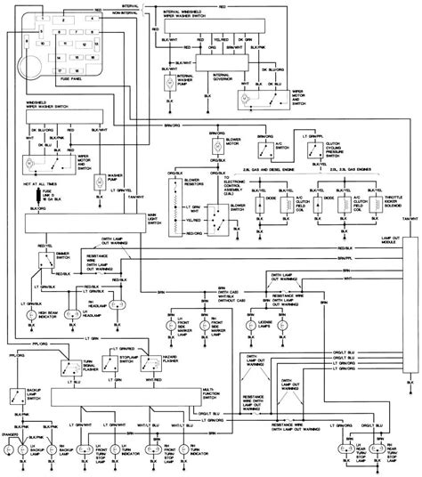 Ford Ranger Wiring Diagram Electrical Website Kanri