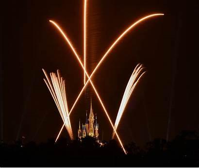 Fireworks Break Disney
