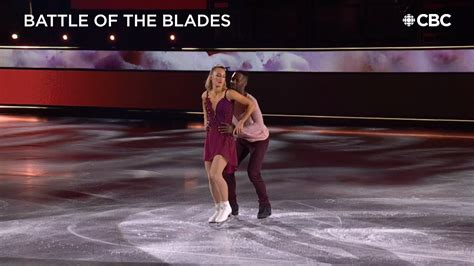 Battle of the Blades - Jessica Campbell and Asher Hill ...
