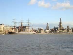 Zeilboot Antwerpen by Antwerpen En Omgeving