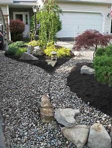 decoration de jardin en pierre en 35 idees super sympas With decoration jardin avec pierres