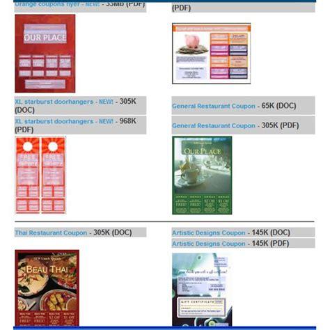 microsoft word coupon 31 free printable coupon templates