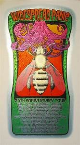 """""""Widespread Panic, 25th Anniversary"""" by Chuck Sperry ..."""