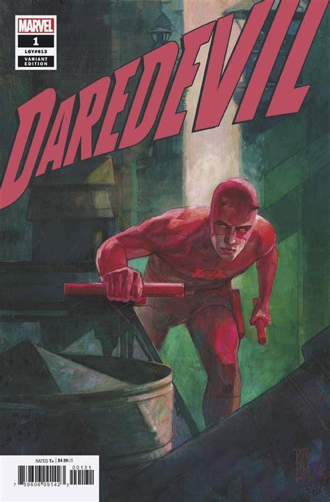 Daredevil Vol 7 daredevil vol 7 1 1 25 variant