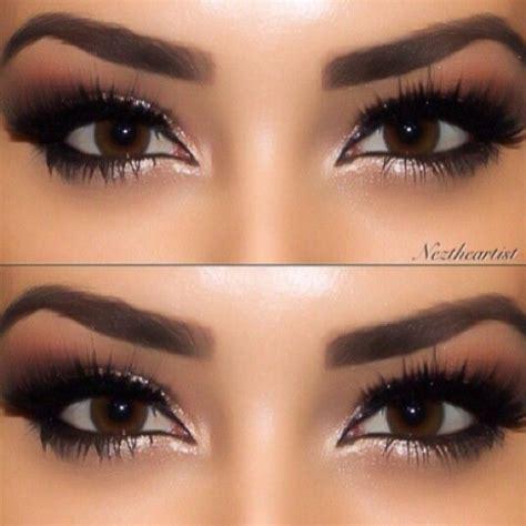 eye makeup  brown eyes makeup pinterest bold eye makeup sexy  follow