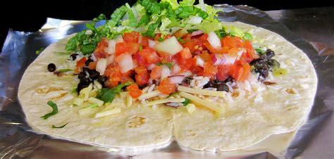 vegetarian burrito humdrum days lose weight and gain health