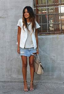Outfit Sommer 2017 : what mini skirts are in style for summer 2019 ~ Frokenaadalensverden.com Haus und Dekorationen