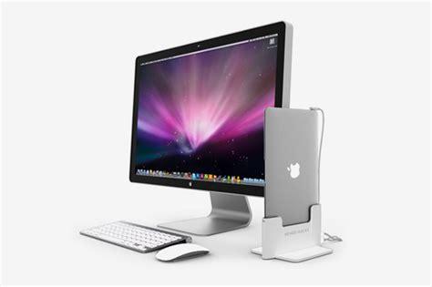 macbook bureau le henge dock est aussi disponible pour macbook air