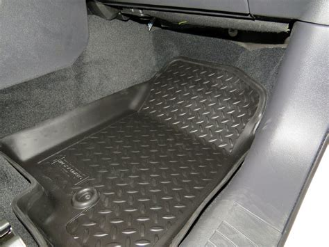 floor mats jeep compass husky liners floor mats for jeep compass 2014 hl30151