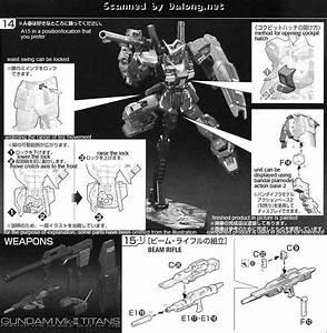 Rg Gundam Mk