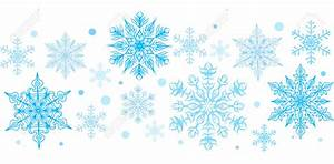 Snowflake Clipart Borders – 101 Clip Art