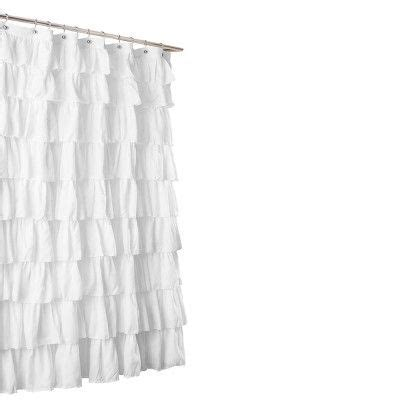 25 best ideas about ruffle shower curtains on pinterest